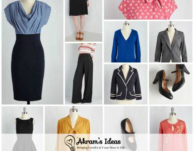 Is your style resume in need of an update? Give your work wardrobe the promotion it deserves, with help from Modcloth.