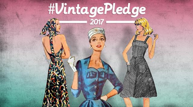 #VintagePledge