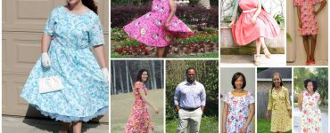Easter Spring Dress 2017 is a wrap and here is a quick round-up of all the participants.