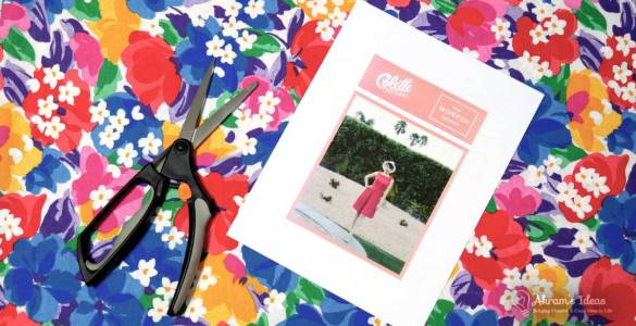 """A look at what I've got """"on the sewing table"""" my Summer 2017 sewing plans, which include some sew-alongs and a few home decor projects"""