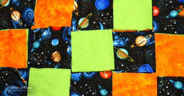 Grant's Out of this World Quilt