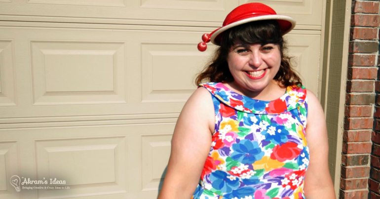Akram's Ideas: A Colorful & Bright Summer Moneta