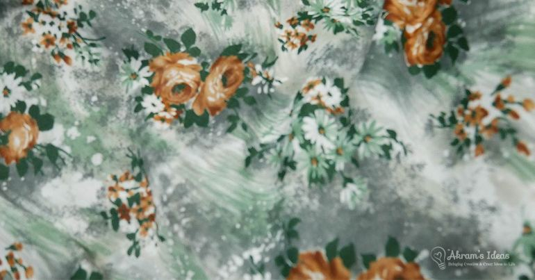 Woodland Rose Fabric