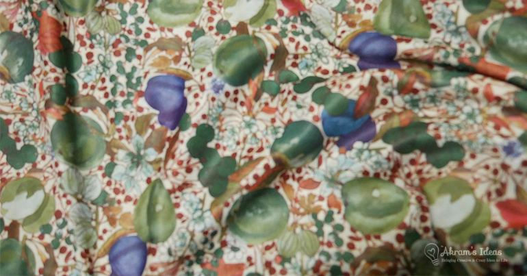 Italian Garden Fabric