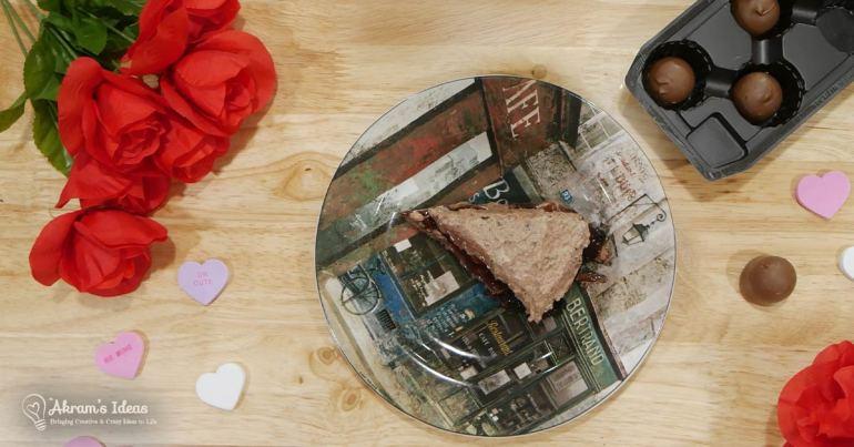 Akram's Ideas: Chocolate Covered Cherry Pie