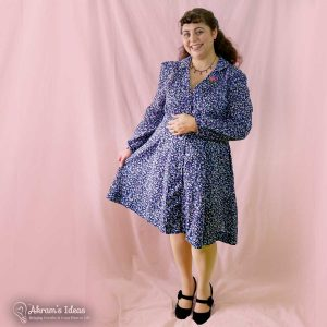 Vintage Shirtdress