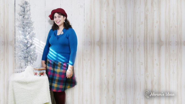 Sharing my 2018 One Week One Pattern #OWOP round up and my complete Delphine Skirt collection.