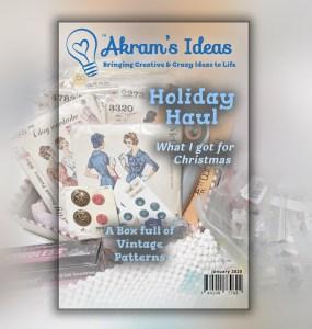 Akram's Ideas: Holiday Haul 2019