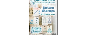 Akram's Ideas: Button Rack