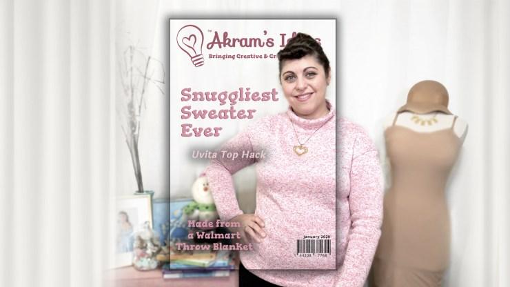 Akram's Ideas: Uvita Top Pink