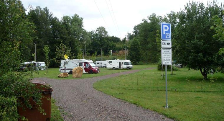 Caravanparking Adršpach
