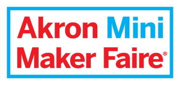 Akron Mini Maker Faire logo