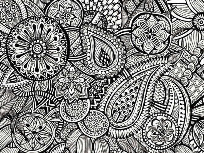 Zentangle With Me!