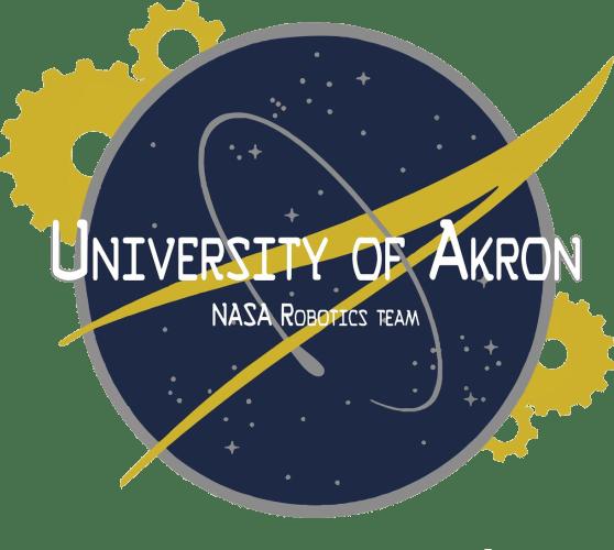 The University of Akron NASA Robotic Mining Team