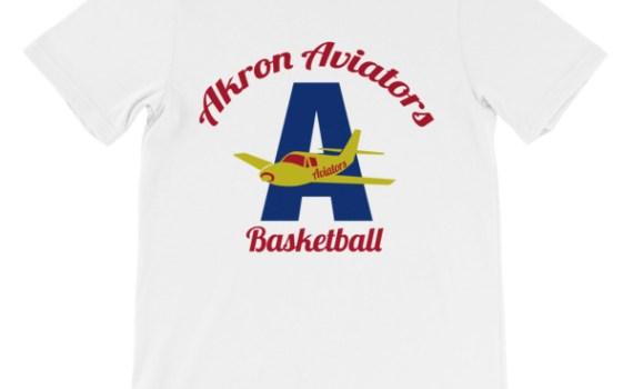 Akron Aviators Unisex T-shirt