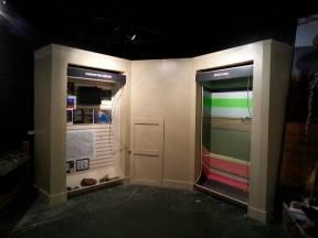 exhibit hall OH