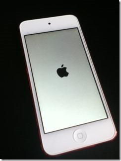 iPod touch 6(第6世代)の初期設定をしてみる