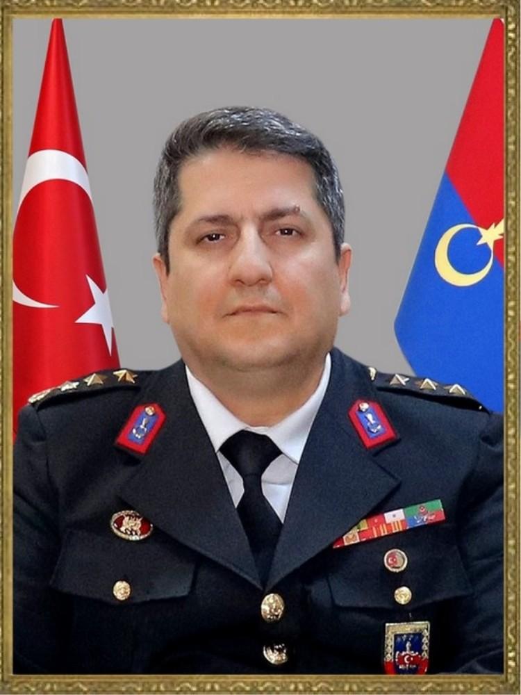 Aksaray İl Jandarma Komutanı Bilgiç görevine başladı