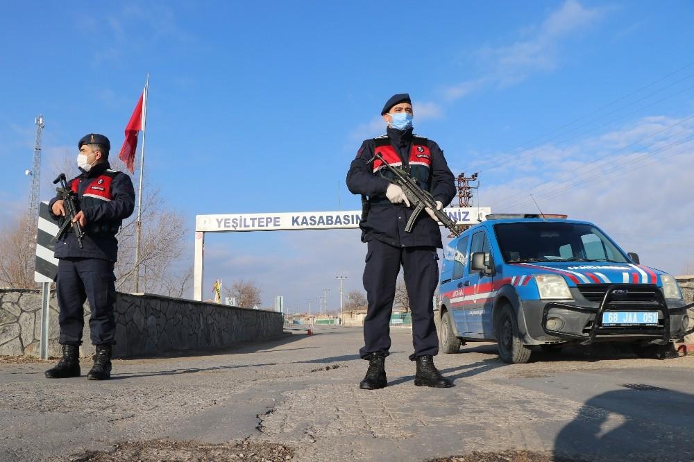 Kırmızı kategorideki Aksaray'da karantina sayısı arttı