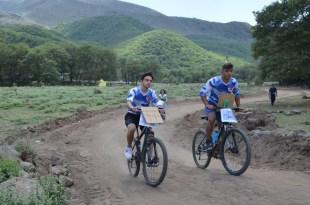 Aksaray'da Bisikletle Oryantiring Şampiyonası başladı