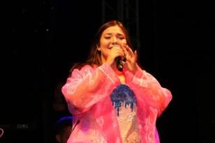 Tuğçe Kandemir'in konserinde 15 bin fidan toplandı
