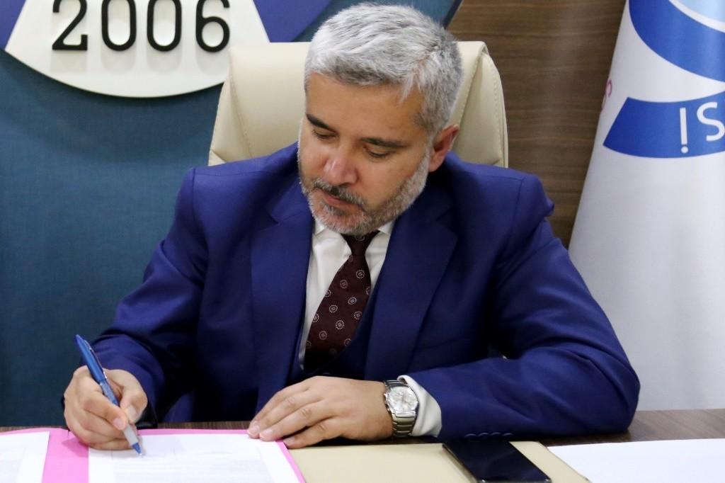 ASÜ VE THİSF arasında iş birliği protokolü imzalandı