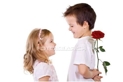 عکس های عشقولانه از بچه ها