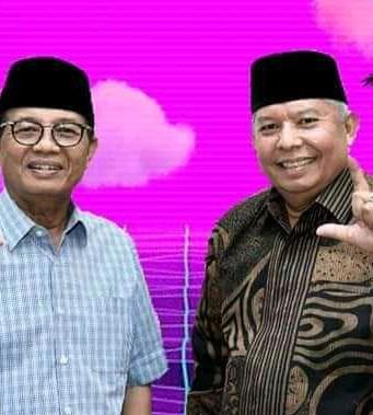 Fachrori Umar dan Safrial. Foto: dok. AksesJambi.com