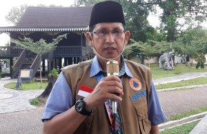 Jubir Gugus Tugas Penanganan Covid-19 Provinsi Jambi, Johansyah. Foto: Humas Pemprov Jambi