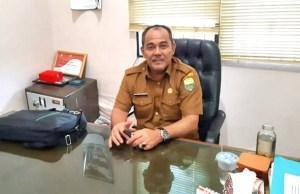 Kepala Dinkes Muaro Jambi, Yes Isman.