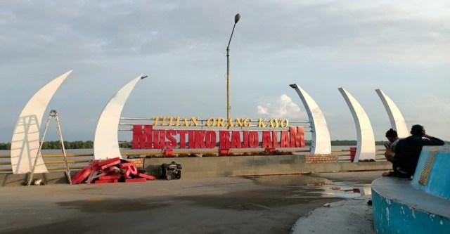 Titian Orang Kayo Mustiko Rajo Alam, nama baru WFC Kuala Tungkal.