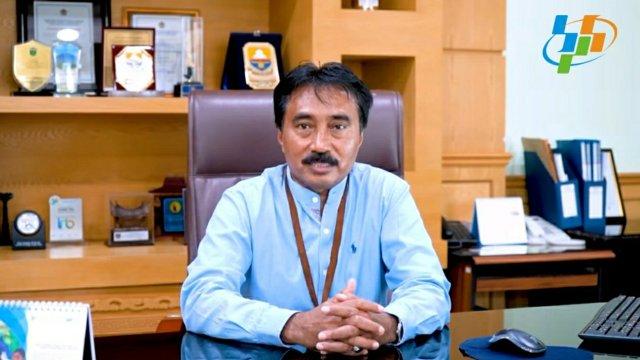 Kepala BPS Provinsi Jambi,Wahyuddin.