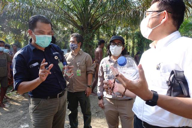 Wakil Menteri ATR/BPN mengaku kesulitanungkap hak atas tanah bagi SAD di Sarolangun.