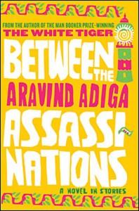 Arvind Adiga Book