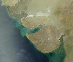Gujarat satellite