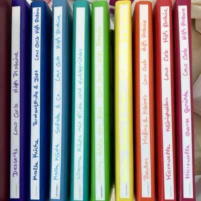 Meine Rezeptbücher