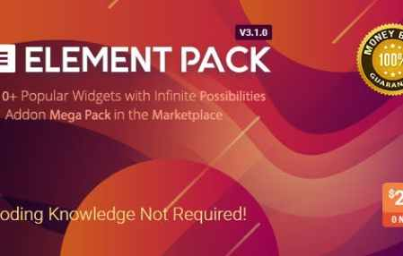 download element pack v3.1.1
