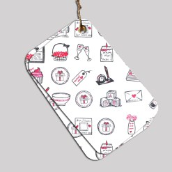 Doodle Gift tags