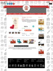 Webiste layout