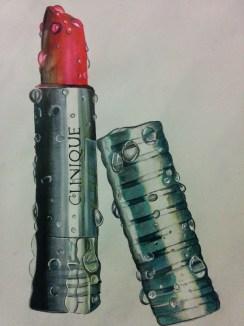 Lipstic Relistic Render