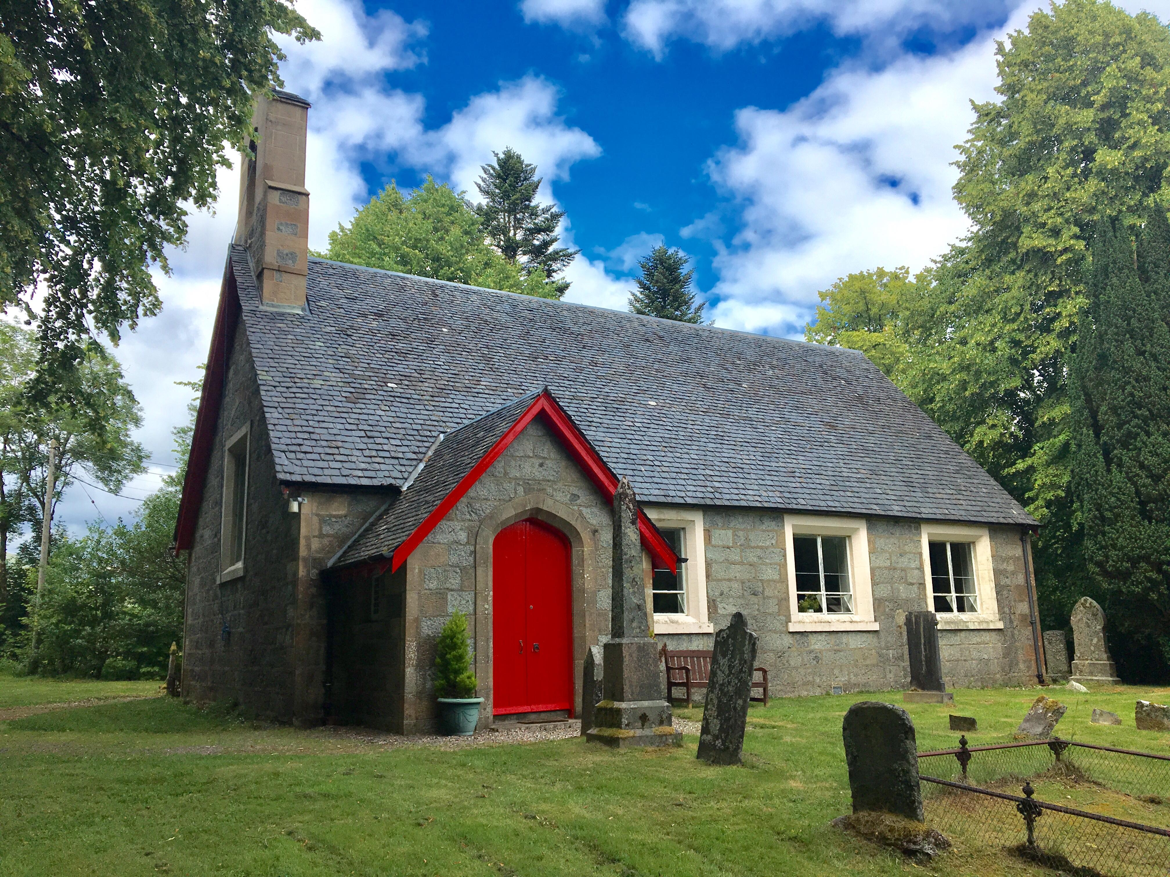 Strontian Church