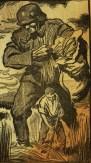 """HU MNL OL - R 297 - 2. - № 48/a: """"Az új rendszedő"""" című németellenes nyomtatvány részlete (1944 körül)"""