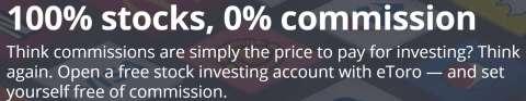 Gratis investeringsaktier eToro