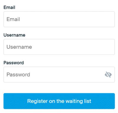 DEGIRO-registrering