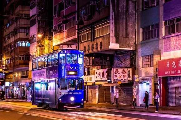 Investera hongkong