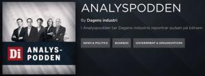 Analyspodden