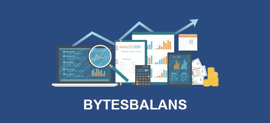 Bytesbalans
