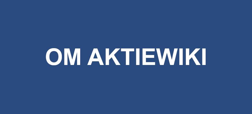 Om Aktiewiki