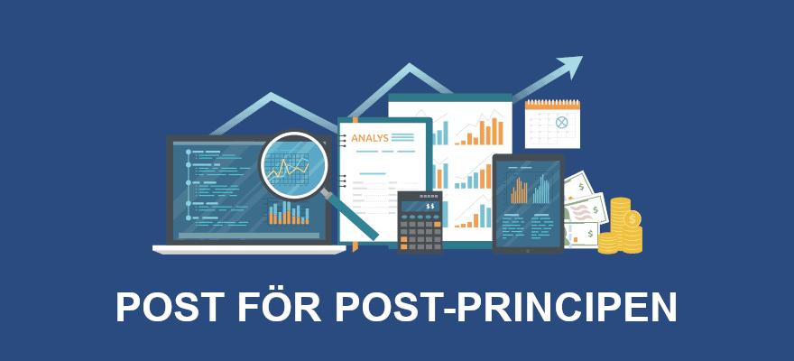 Post för post-principen