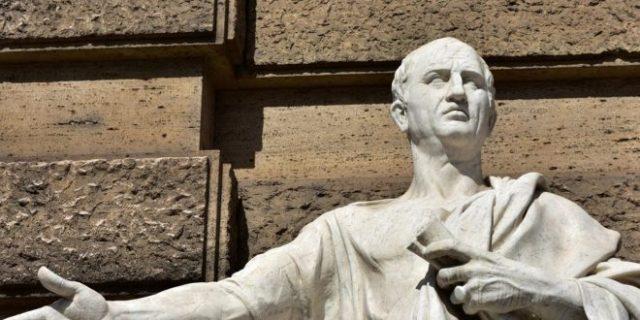 Roma'nın Homeros'u : Marcus Tullius Cicero | | Aktiffelsefe Bursa